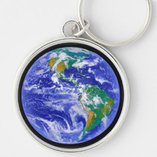 Our Home - The Earth Keychain