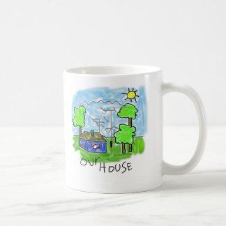 Our House - Amateur Radio -  Mug