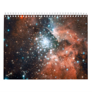 Our Incredible Universe - Deep Space Images Wall Calendar