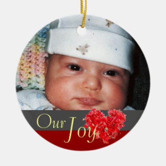 Our Joy Adoption Ornament