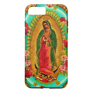 Our Lady Guadalupe Mexican Saint Virgin Mary iPhone 7 Plus Case