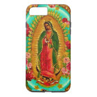 Our Lady Guadalupe Mexican Saint Virgin Mary iPhone 8 Plus/7 Plus Case
