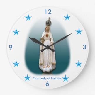 Our Lady of Fatima Clock