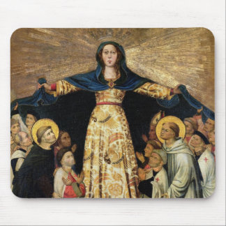Our Lady of Grace and the Masters of the Order of Mouse Pad