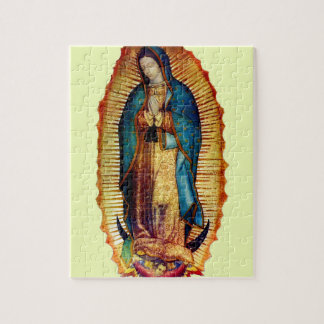 Our Lady of Guadalupe 8x10 Puzzle