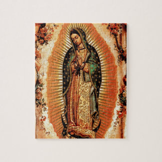 Our Lady of Guadalupe and the Angels Jigsaw Puzzle