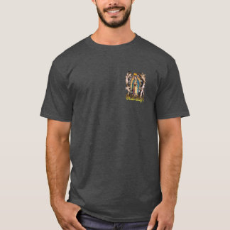 Our Lady of Guadalupe & Angels Catholic T-Shirt
