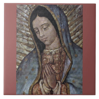 OUR LADY OF GUADALUPE CERAMIC TILES