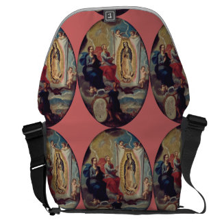 Our Lady Of Guadalupe Commuter Bags