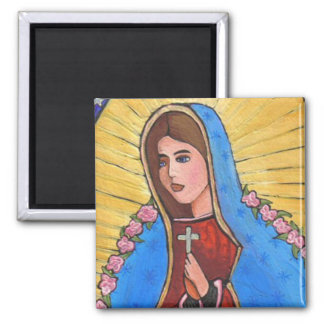 Our Lady of Guadalupe - magnet