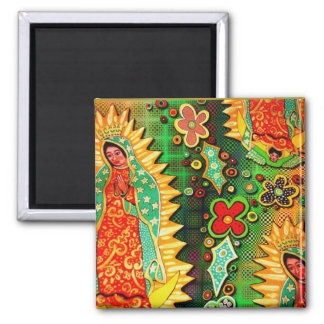 Our Lady of Guadalupe Mexico Magnet