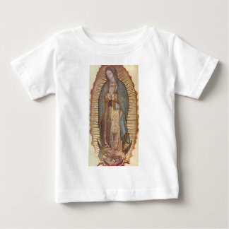 Our Lady of Guadalupe Pray for Us! Baby T-Shirt