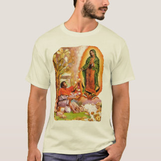 Our Lady of Guadalupe & Saint Juan Diego T-Shirt