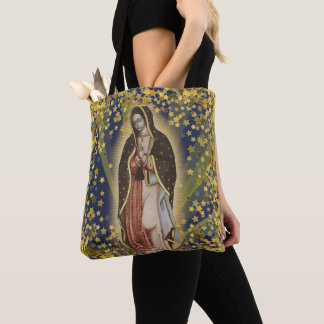 Our Lady of Guadalupe Tote