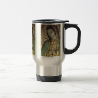 OUR LADY OF GUADALUPE TRAVEL MUG