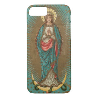 Our Lady of Guadalupe VIRGIN MARY iPhone 8/7 Case