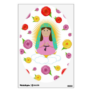 Our Lady of Guadalupe Wall Sticker