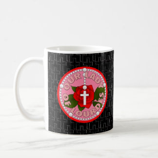 Our Lady of Lourdes Coffee Mug