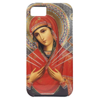 Our Lady of Sorrows Case For The iPhone 5