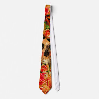 Our Lady of the Roses Tie