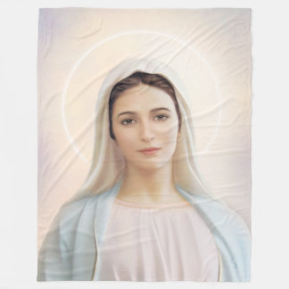 Our Lady of Tihaljina, Queen of Peace Blanket