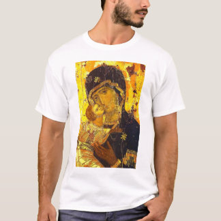 Our lady of Vladimir T-Shirt