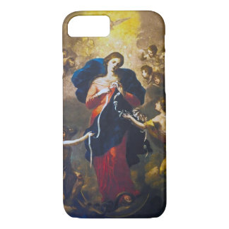 Our Lady Undoer of Knots, iPhone 8/7 Case