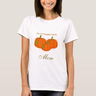 Our Lil' Pumkin Patch Custom Women's Basic T-Shirt