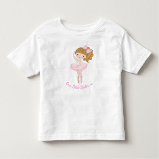 Our Little Ballerina Toddler T-shirt