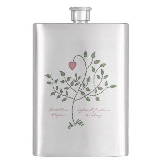 Our Love is Deeply Rooted Flasks