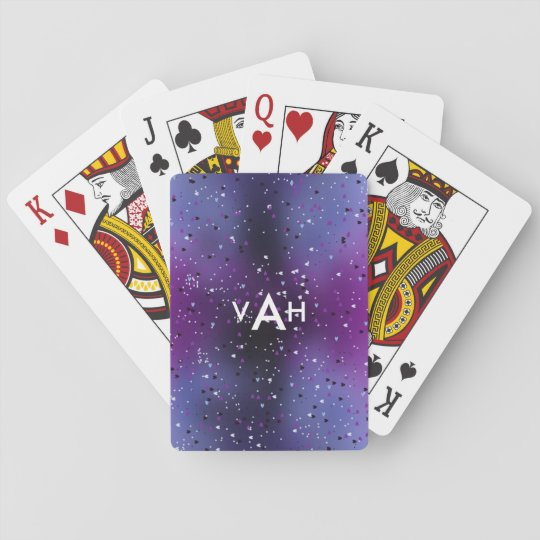 Our Love is in the Stars Poker Deck