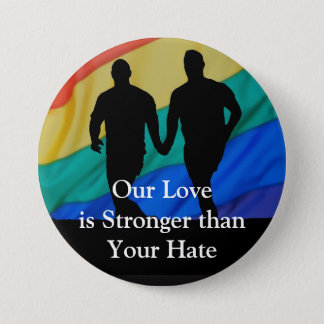 Our Love is Stronger Than Your Hate Button