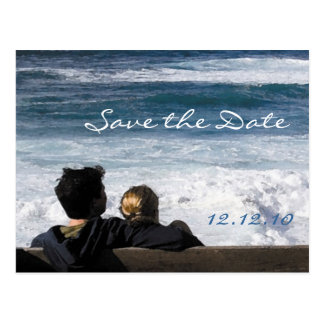 Our Love - Save the Date Card