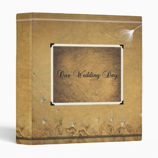 Our Love Story 3 Ring Binder