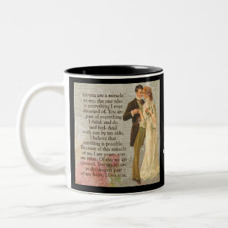 Our Love Story --Coffee mug