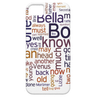 Our Mutual Friend iPhone 5 Cover