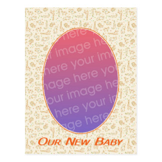 Our New Baby Post Cards