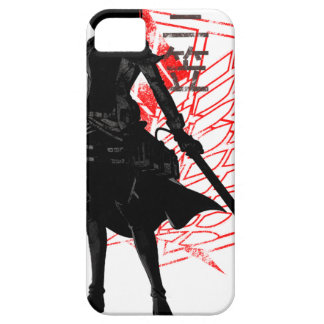 Our only hope warrior iPhone 5 case