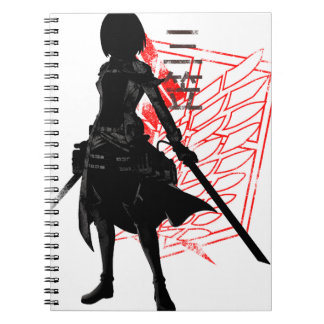 Our only hope warrior notebook