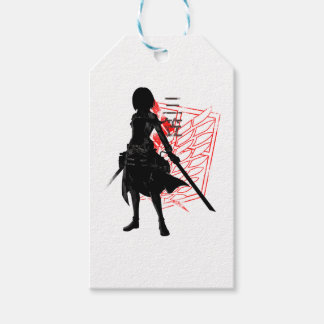 Our only hope warrior pack of gift tags
