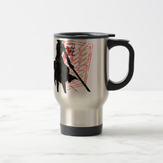 Our only hope warrior travel mug