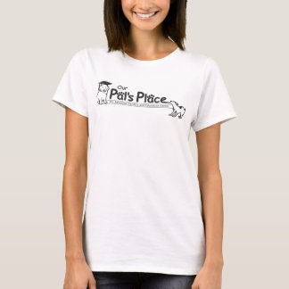 Our Pal's Place Ladies T-Shirt
