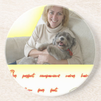 Our Perfect Companions Coaster