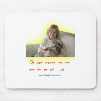 Our Perfect Companions Mouse Pad