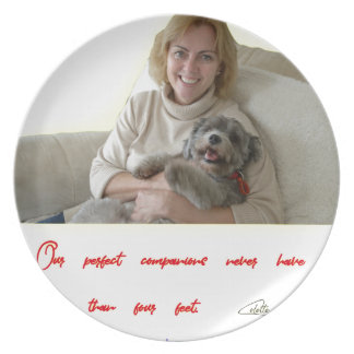 Our Perfect Companions Plate