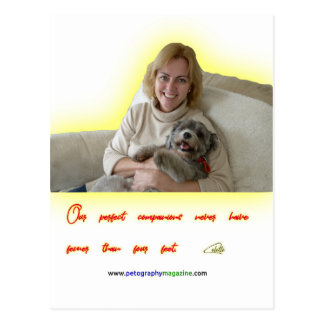 Our Perfect Companions Postcard