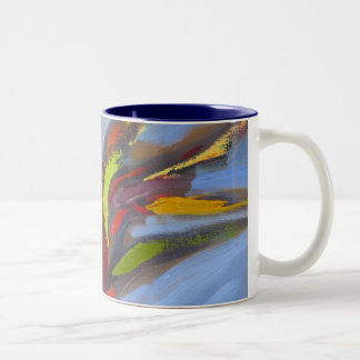 Our reach Two-Tone coffee mug