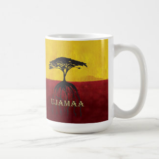 Our Roots Run Deep Kwanzaa Mug