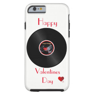 OUR SONG VALENTINE  iPHONE 6 BARELY THERE Tough iPhone 6 Case
