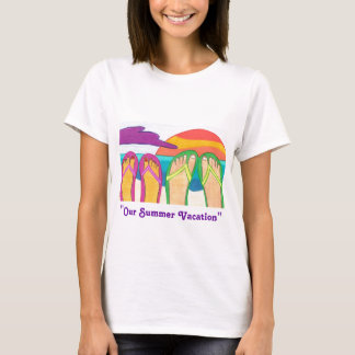 Our Summer Vacation T-Shirt